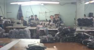 Moskva: Phát hiện xưởng may bất hợp pháp ở quận phía Đông